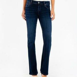 NWOTs Kut from the Kloth Natalie Hi Rise jeans siz